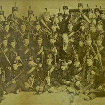 Image of Band of the Queen's Own Rifles 1878 - 1878/  /