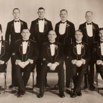 Image of Officers of the Sgts' Mess, The QOR OC, 1939 - 1939/  /