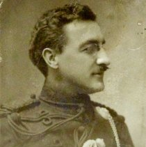 Image of Portrait of Private T. Cahill -