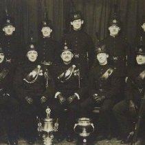 Image of Rifle Team C 1st QOR of C  -