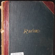 Image of 00152 - Book, Record