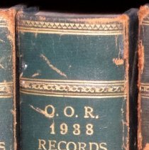 Image of 00178 - Book, Record