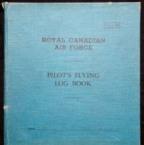 Image of Pilot's Flying Log Book