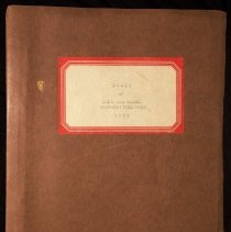 Image of Diary of Lieut. R.S. Cassels North-West field force 1885 - Diary