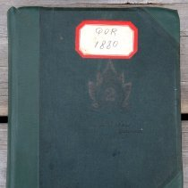 Image of Photo Album Corp. Geo. Morphy 1880 - Album, Photograph