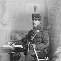 Image of Delamere, Capt