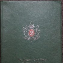 Image of The Queen's Own Rifles of Canada Association 1934 - 00319.12