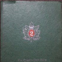 Image of The Queen's Own Rifles of Canada Association 1934 - 00319.14