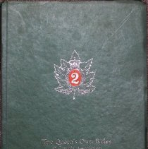 Image of The Queen's Own Rifles of Canada Association 1934 - 00319.15