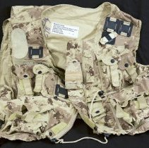 Image of Desert Pattern Vest