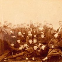 Image of I.Co. QOR May 24th 1890 Peterboro - 1890/05/24