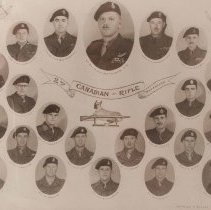 Image of 2nd Canadian Rifle Battalion -