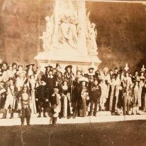 Image of Pageant Casa Loma 1910 -
