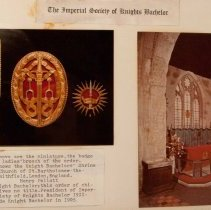 Image of The Imperial Society of Knights Bachelor -