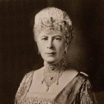 Image of Portrait of Queen Mary -