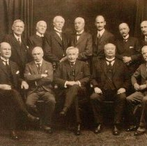 Image of Sir William Otter and Comrades - 1925/12/03
