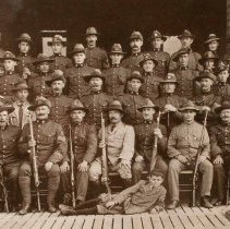 Image of D.R.A. Team 1913 -