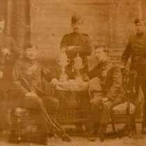 Image of Rifle Team - Queen's Own Rifles 1895 -
