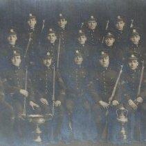 Image of Buglers' Rifle Team 1913 QOR of C -