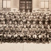 Image of Sergeants' Mess, Queen's Own Rifles, May 18, 1930 - 1930/05/18