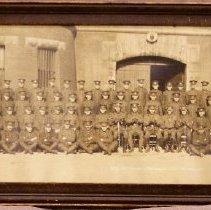 "Image of ""B"" Co. 95th Overseas Battalion, CEF Toronto 1915"