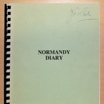 Image of Normandy Diary - 00145