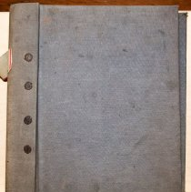 Image of QOR of C Record Book 1944