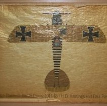 Image of War Planes in Battle Dress 1914-1918 - 1963/00/00