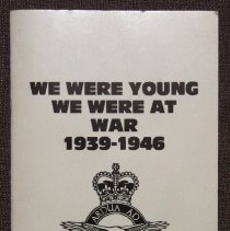 Image of We Were Young We were at War 1939-1946 - 00359