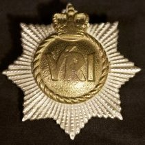 Image of Royal Regiment of Canada Cap Badge