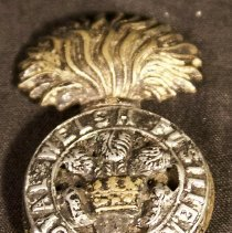 Image of Welsh Fusiliers Cap Badge