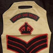 Image of Khaki Staff Sergeant Armband -