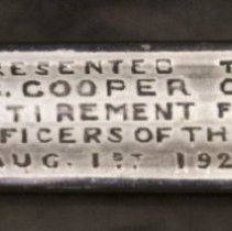 Image of Cooper Sword
