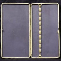Image of Cigarette Case - Interior