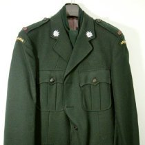 Image of Colonel Pitts CF Green Uniform -