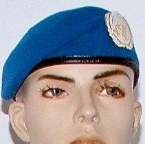 Image of UN Cap Badge -