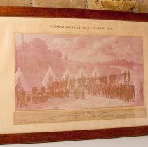 """Image of """"B"""" Company Queen's Own Rifles 1894"""