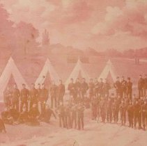 "Image of ""B"" Company Queen's Own Rifles of Canada 1894 -"