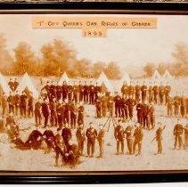 Image of I Company QOR 1895
