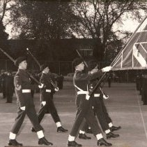 Image of 2217 Riverdale Collegiate Cadet Corps Flag Party - 1957/05/16