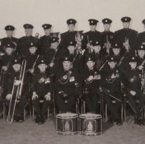 Image of 3rd Battalion QOR Military Band 1960 - 1960/  /