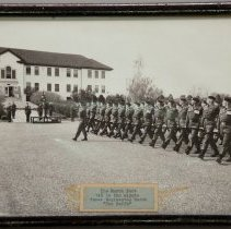 Image of 1st Battalion March Past