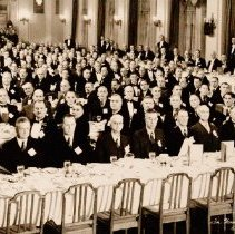 Image of 1939 Reunion of the 1910 Trip held at the Royal York Hotel  - 1939/01/06