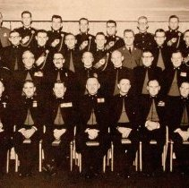Image of 1st Battalion, Queen's Own Rifles Officers, Victoria 1964 - 1964/  /