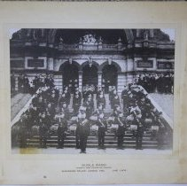 Image of Queen's Own Rifles Bugle Band, 1902, England - 1902/06/