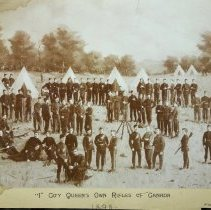 "Image of ""I"" Coy Queen's Own Rifles of Canada 1895 - 1895/  /"