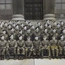 Image of Officers of the 2nd Battalion, The Queen's Own Rifles of  -