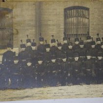 Image of 2nd Regiment QOR Univeersity Armouries, Toronto 1 Feb 1907