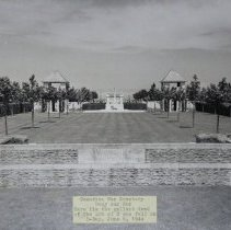 Image of Canadian War Cemetery, Beny-sur-Mer -