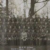 Image of NCO School, Januuary 1942 Salisbury Plains - 1942/01/